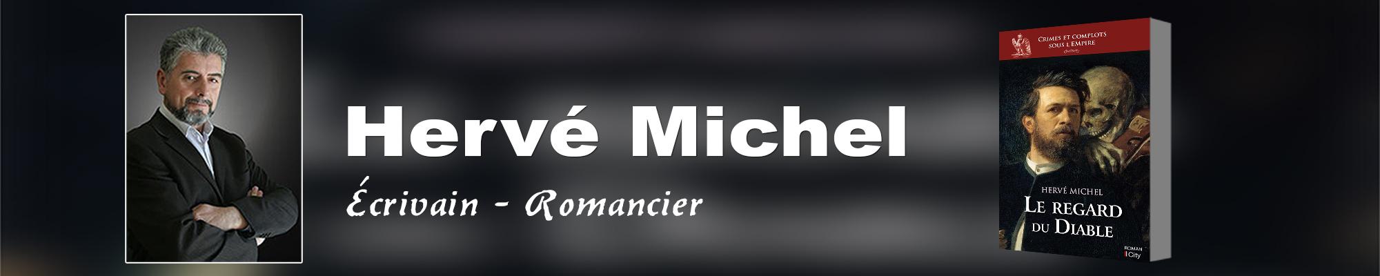 Hervé Michel Écrivain