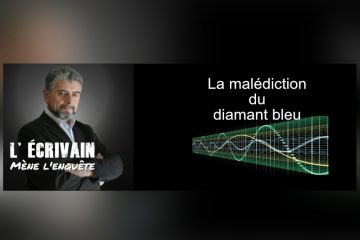 Podcast malédiction diamant bleu