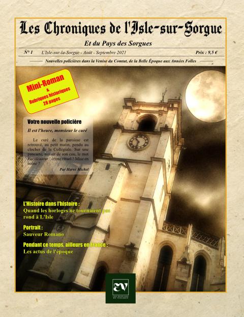 Les Chroniques de L'Isle-sur-Sorgue